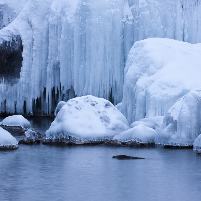 """Frozen"" stock image"