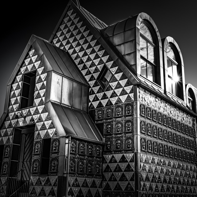 """""""Julies House - Grayson Perry"""" stock image"""