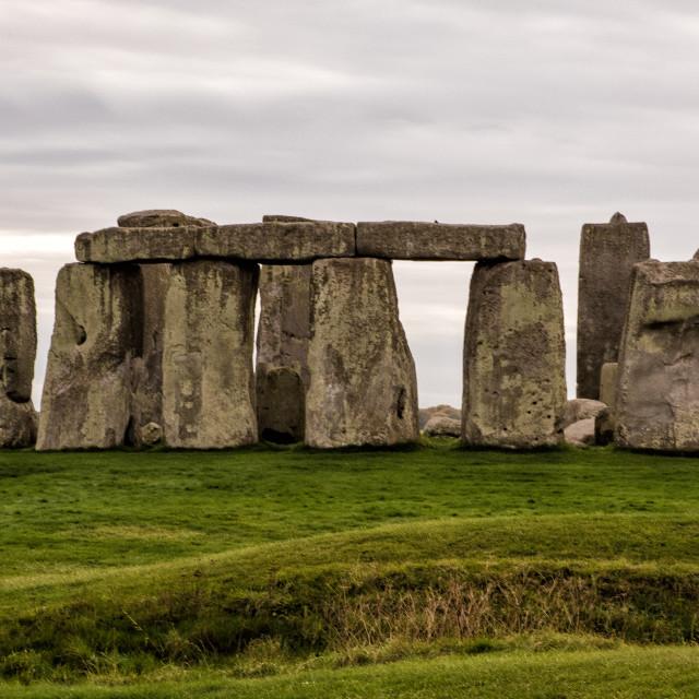 """""""Stoneheng"""" stock image"""
