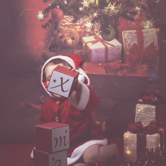 """""""Christmas theme"""" stock image"""