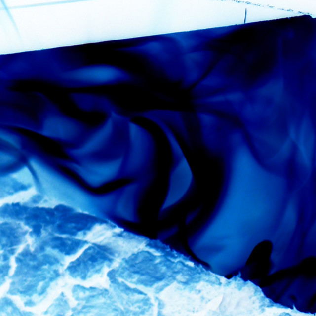 """""""Blue Abstract"""" stock image"""