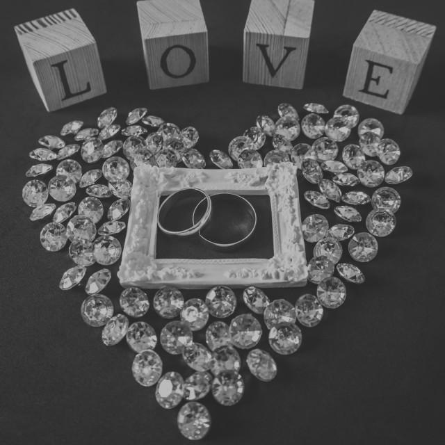 """Love."" stock image"
