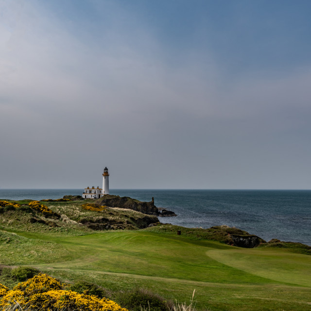 """""""Turnberry"""" stock image"""