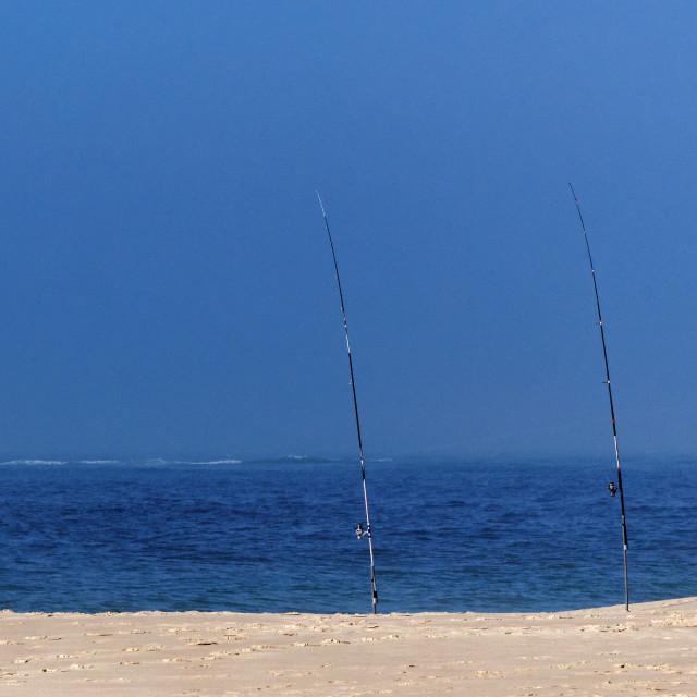 """Fishing"" stock image"