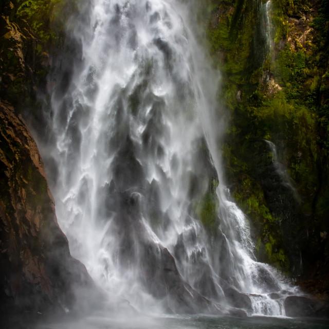 """Majestic Flow"" stock image"