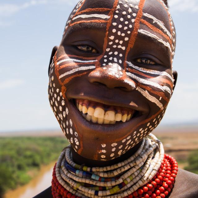 """""""Karo Tribe"""" stock image"""