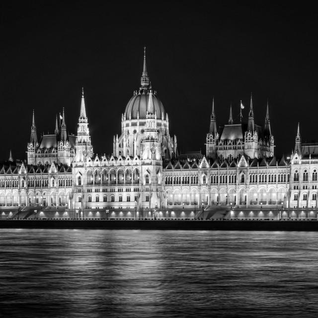 """Budapest Parliament"" stock image"