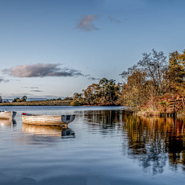 """Rusky boats"" stock image"