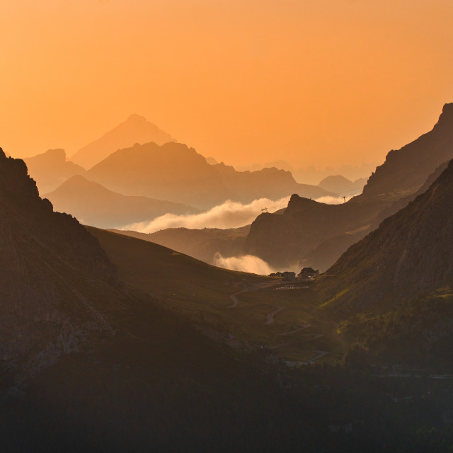 """""""Morning colors"""" stock image"""