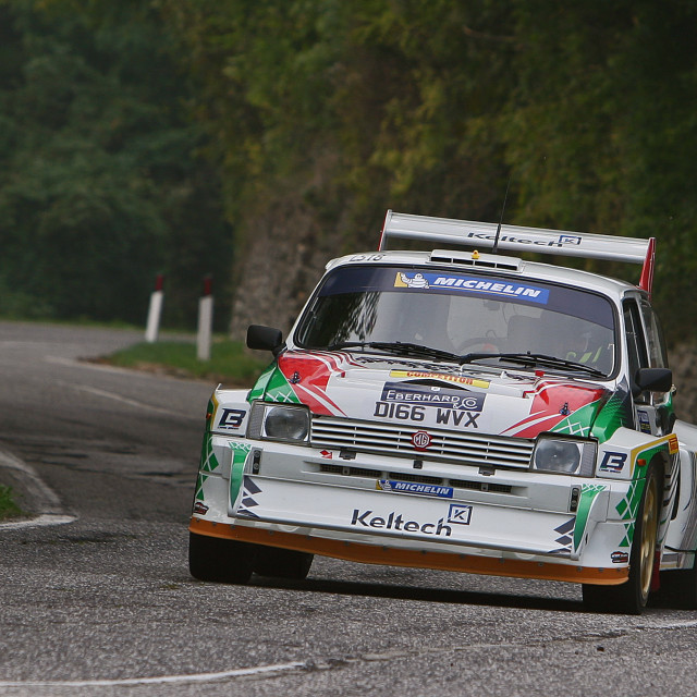 """Raymond Breen in the fabulous 6R4"" stock image"