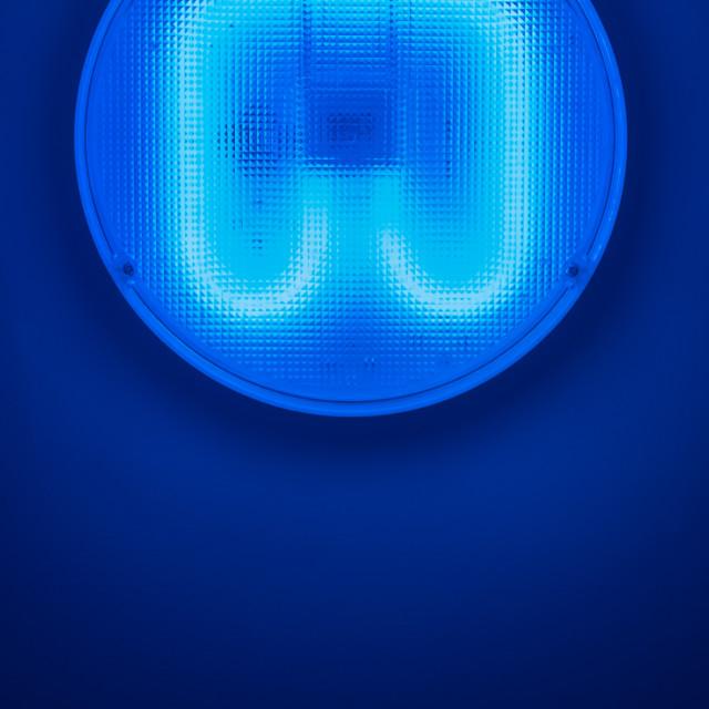 """Germicidal Hospital Light"" stock image"