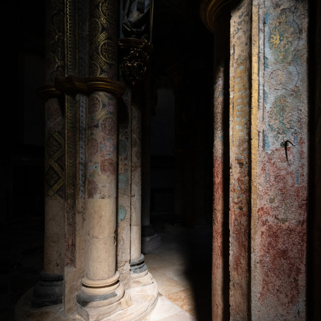 """Convento de Cristo"" stock image"