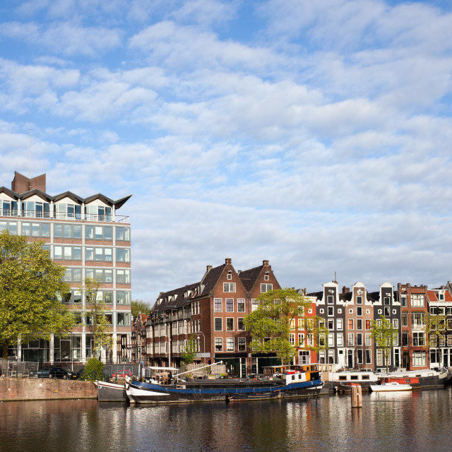 """City of Amsterdam"" stock image"