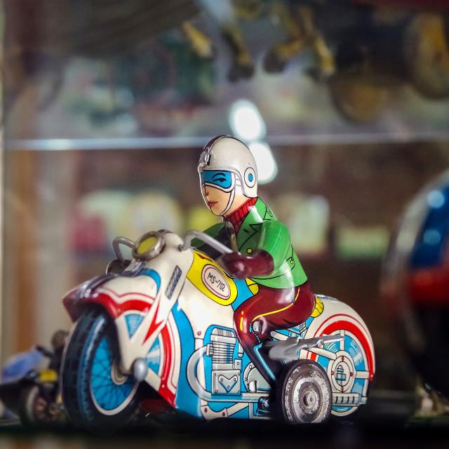 """Malta: Toy Museum"" stock image"