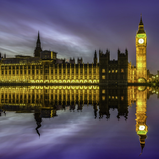 """""""Westminster"""" stock image"""