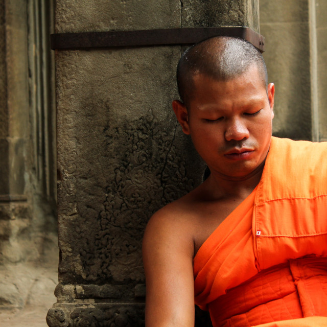 """Buddhist"" stock image"