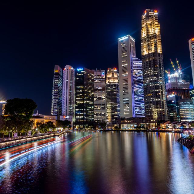 """""""Singapura"""" stock image"""