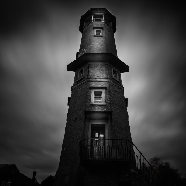 """Harwich High Lighthouse"" stock image"