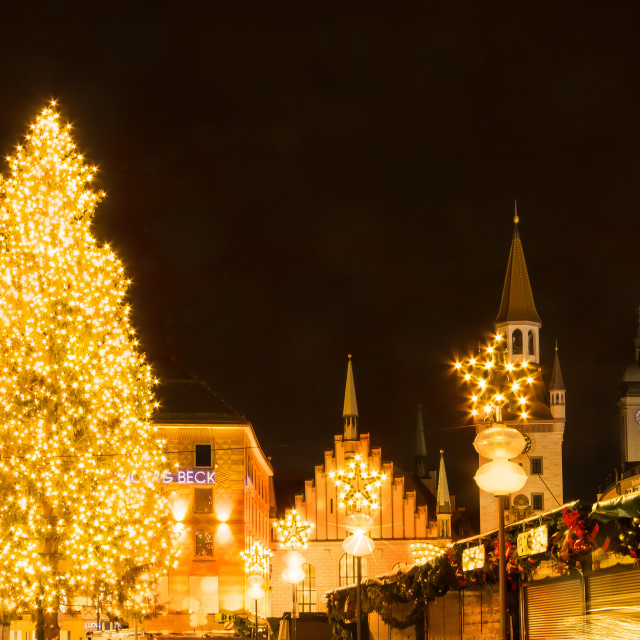 """""""Christmas mood"""" stock image"""