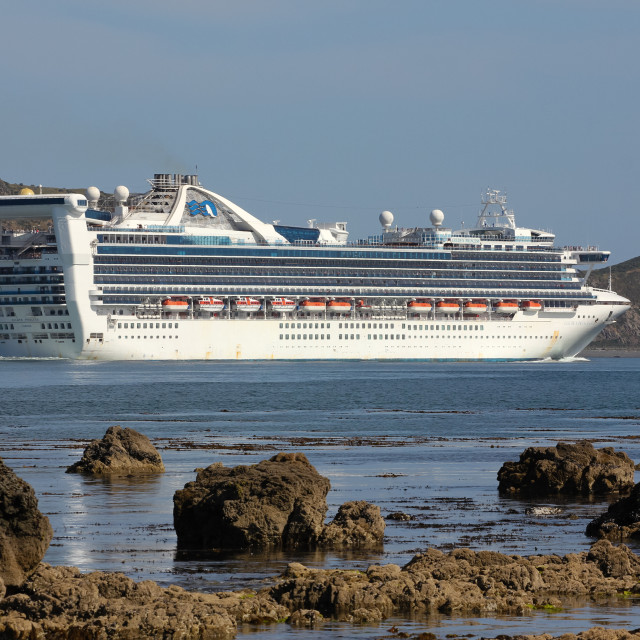 """Golden Princess 3"" stock image"