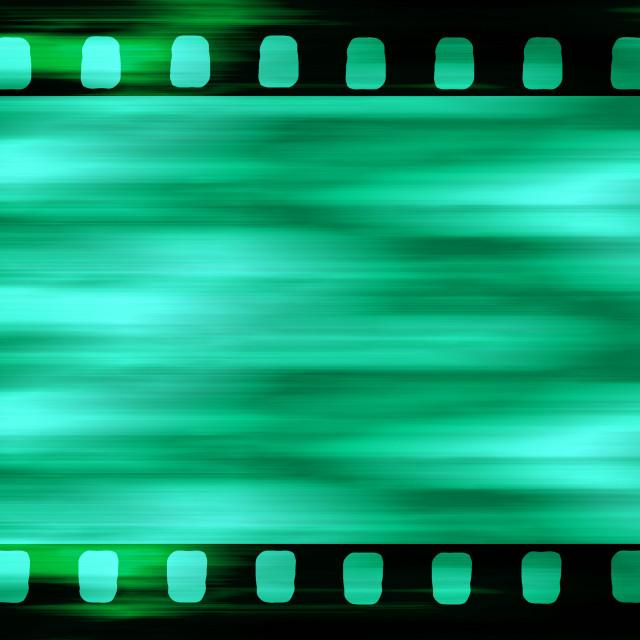 """Film strip background"" stock image"