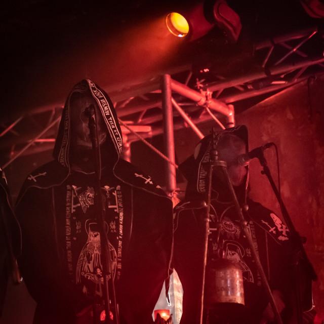 """Betushka at Dagda Live Club (PV) 20-09-2018"" stock image"