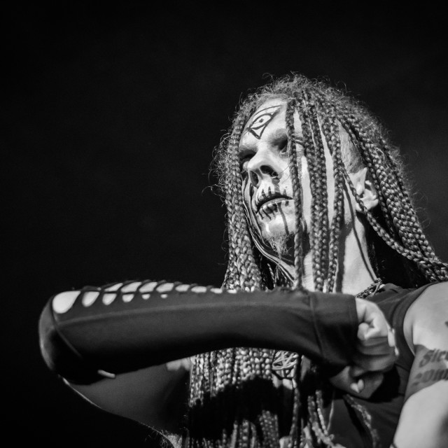 """Darkend at Dagda Live Club (PV) 20-09-2018"" stock image"
