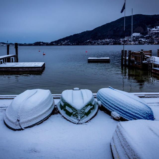 """winter break"" stock image"