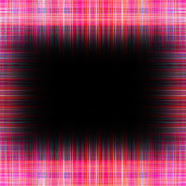 """Pink lines frame"" stock image"