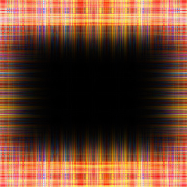 """""""Red and yellow lines frame"""" stock image"""