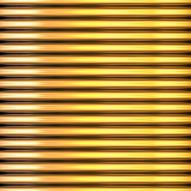 """""""Yellow blurred stripes background"""" stock image"""