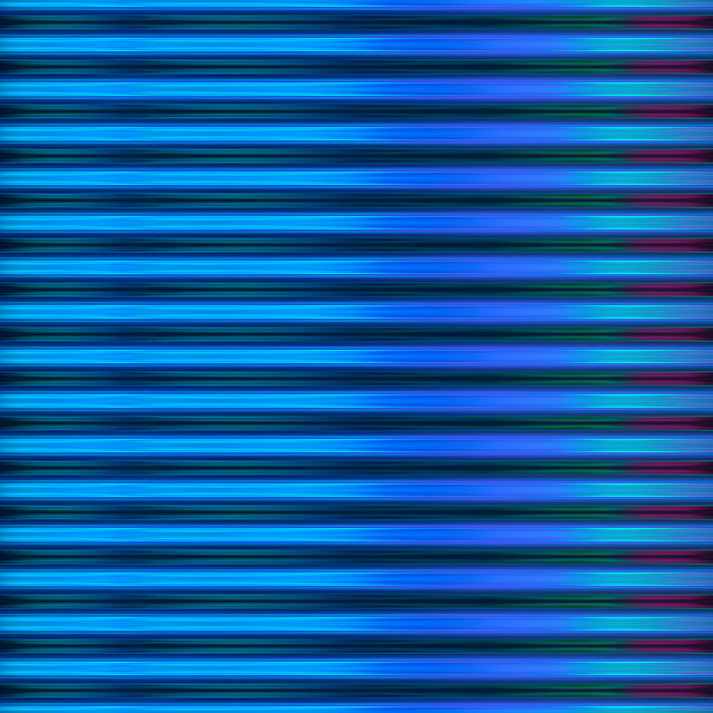 """Blue blurred stripes background"" stock image"
