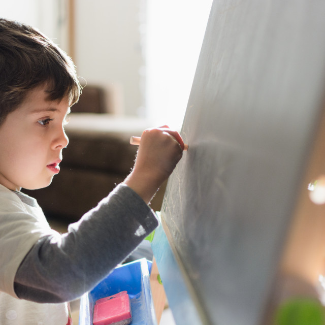 """""""Young Learner"""" stock image"""