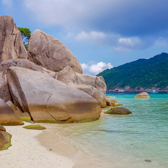 """Beachtime"" stock image"