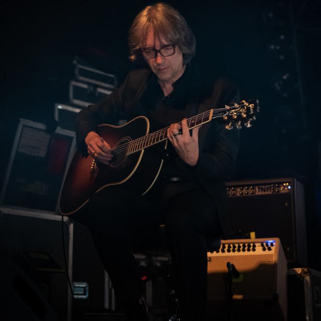 """Marlene Kuntz at Live Music Club (MI) 18-10-2019"" stock image"
