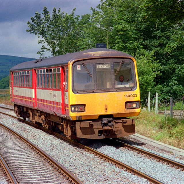 """""""Pacer class 144"""" stock image"""