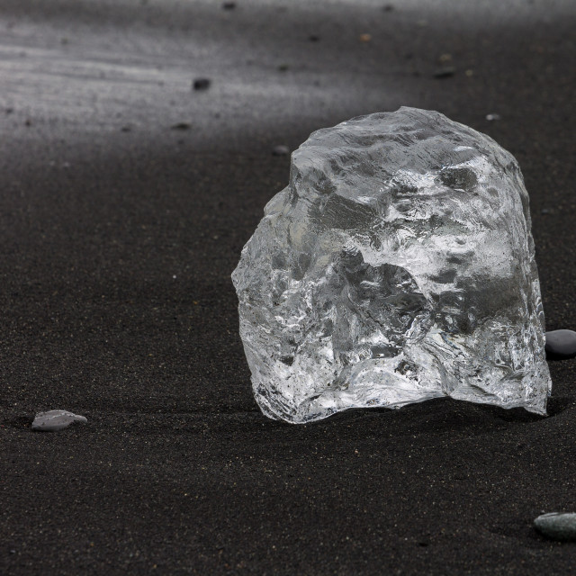 """Ice crystal"" stock image"