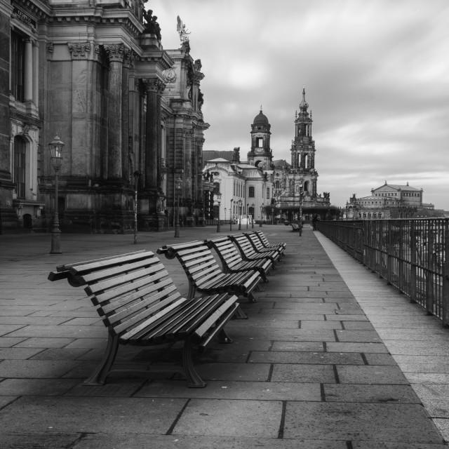 """""""Dresden I"""" stock image"""