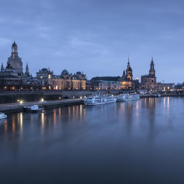 """""""Dresden III"""" stock image"""