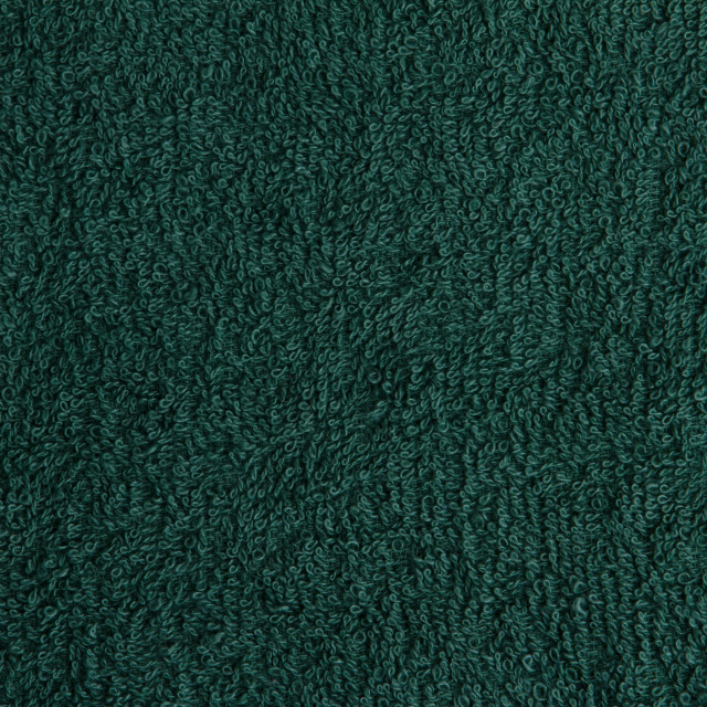 """""""Green towel background - texture of green bath towel."""" stock image"""