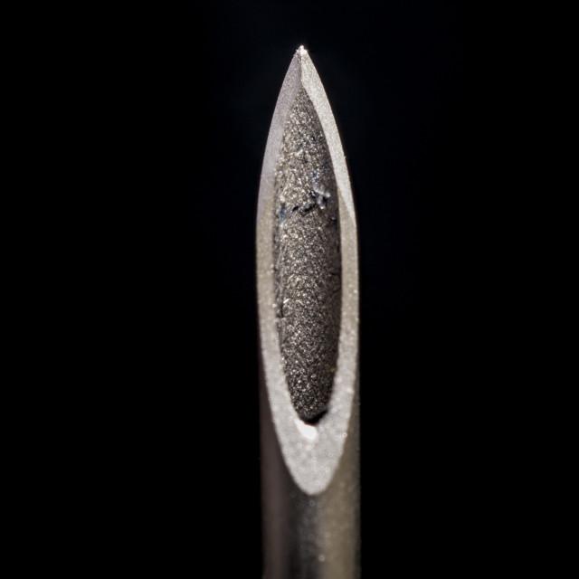 """Needle Point"" stock image"