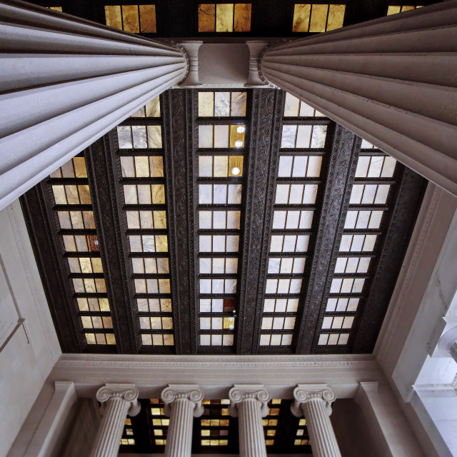 """Lincoln Memorial Washington"" stock image"