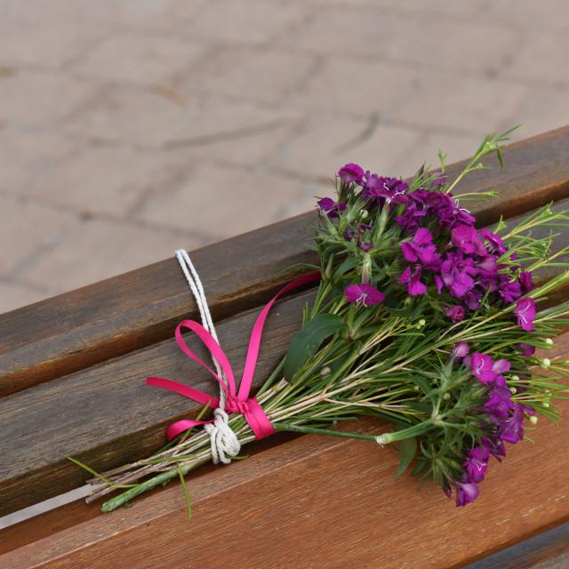 """Bereavement"" stock image"
