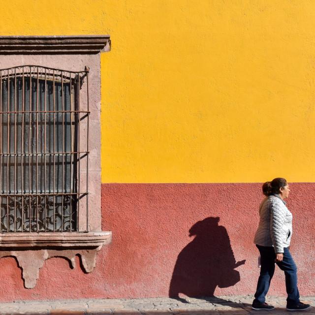 """""""San Miguel de Allende"""" stock image"""