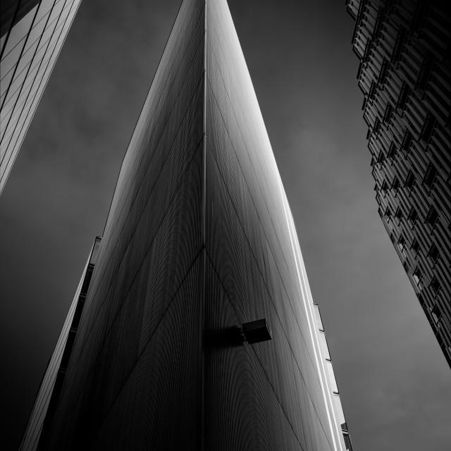 """London Modern Building"" stock image"
