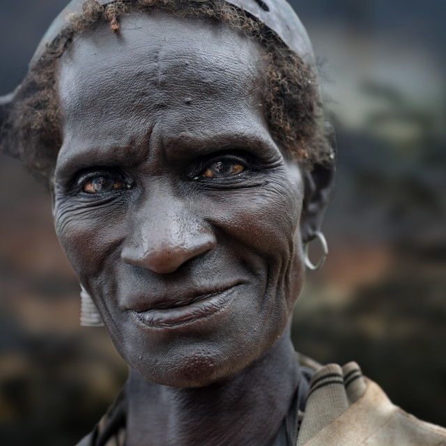 """tribal portraits ethiopia"" stock image"