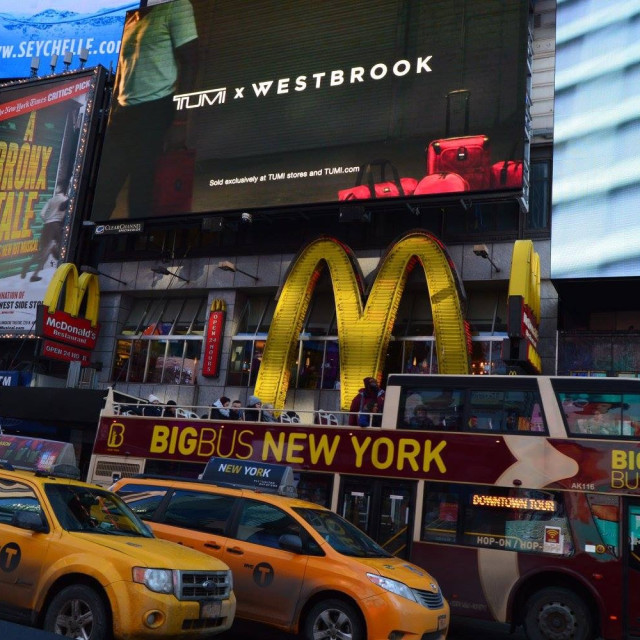 """Typical NY"" stock image"