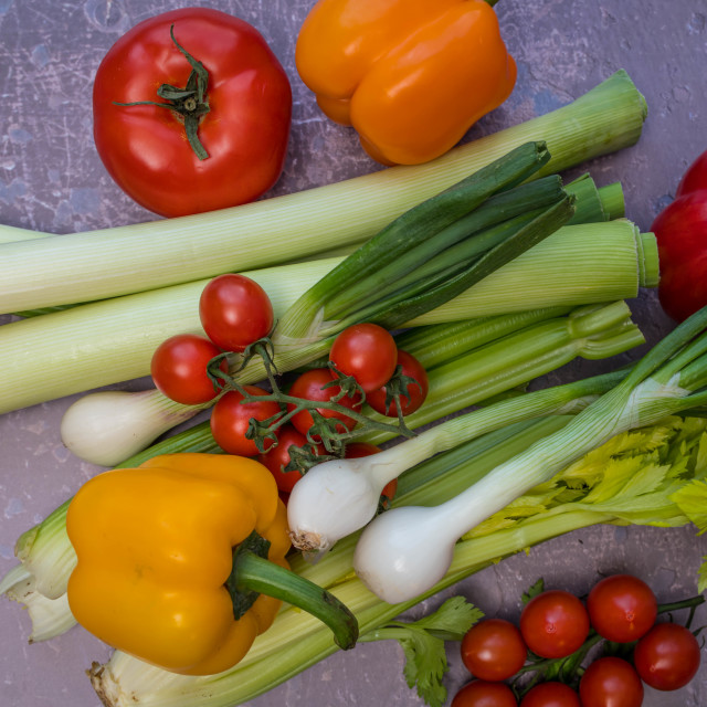 """vegetables"" stock image"