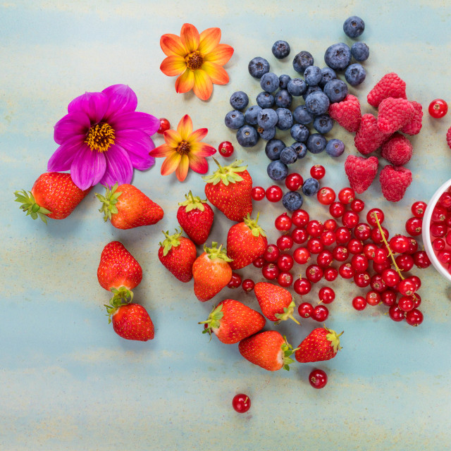 """Berries"" stock image"