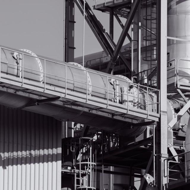 """Industrial Details"" stock image"